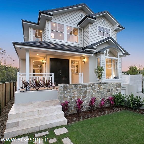 ساخت خانه ویلایی ارزان